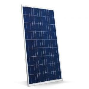 Enersol 120W Polycrystalline PV Solar Panel - 36 Cells