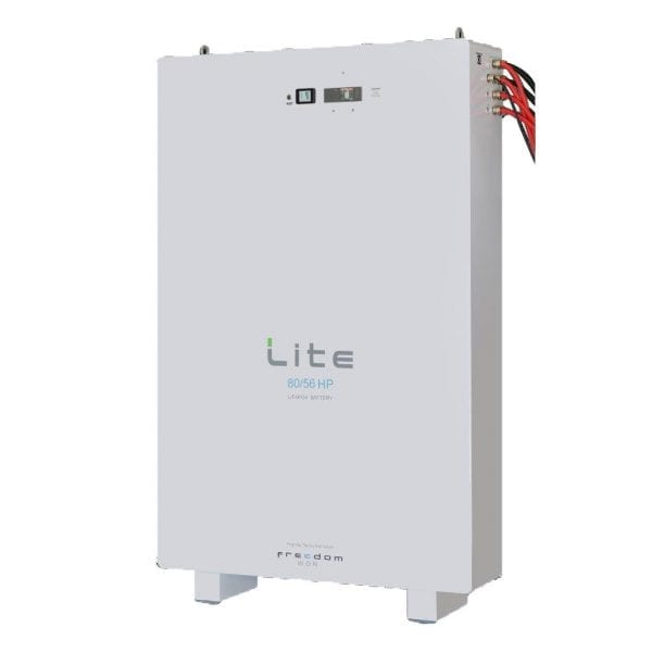 Freedom Won Lithium-Ion Lite Battery Business 80/56 - High Voltage