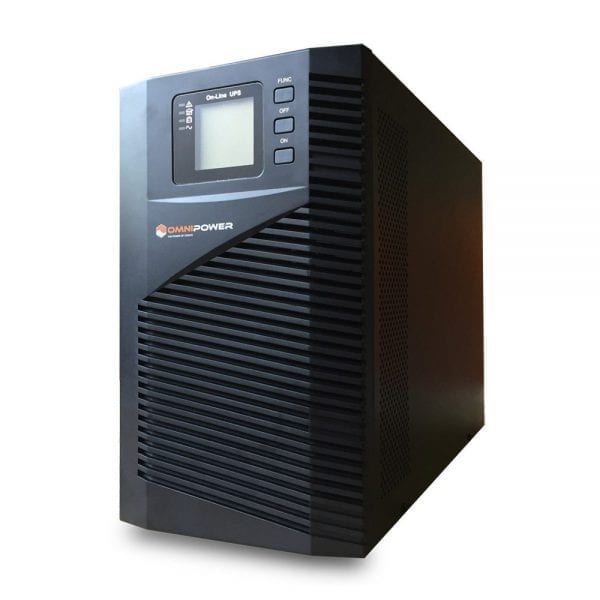 OPN3000T High Performance True Double Conversion Online Omnipower UPS