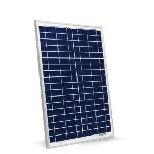 OmniPower 20W Polycrystalline PV Solar Panel - 36 Cells