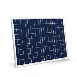 OmniPower 40W Polycrystalline PV Solar Panel - 36 Cells