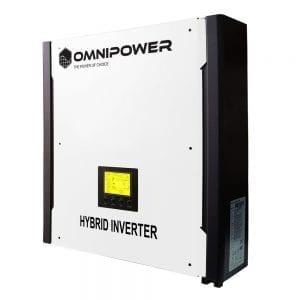 OmniPower 48V 3kW 1-Phase Hybrid Inverter