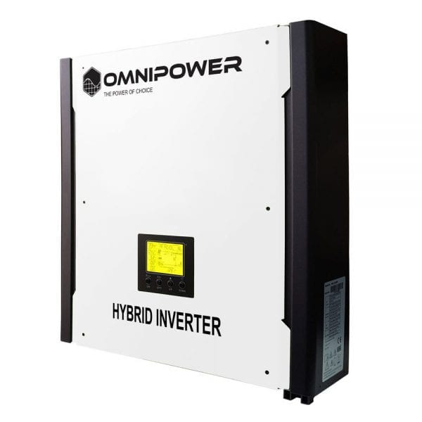 OmniPower 48V 3kW 1-Phase Hybrid Inverter