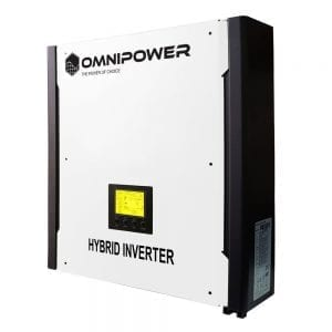 OmniPower 48V 5kW 1-Phase Hybrid Inverter