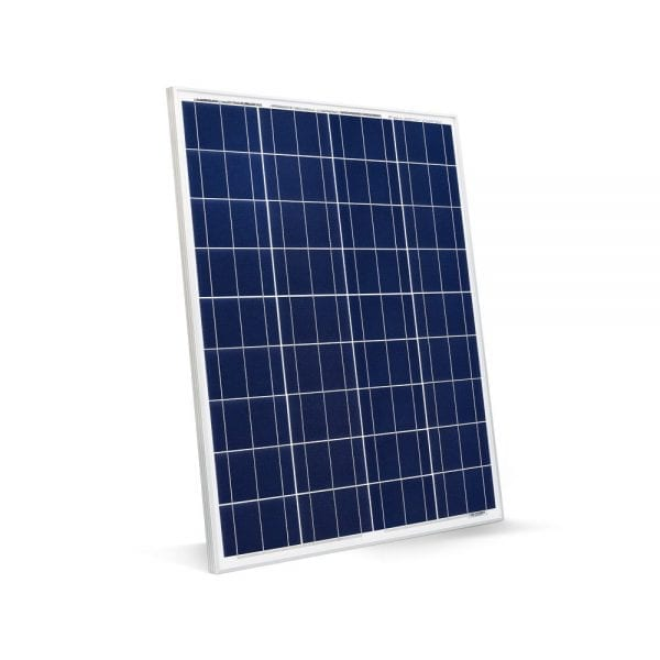 OmniPower 80W Pollycrystalline PV Solar Panel - 36 Cells