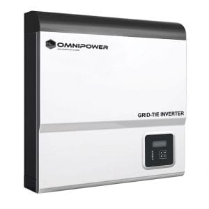 OmniPower 5kW 48V Single-Phase Grid-Tie Inverter