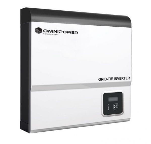 OmniPower 5kW 48V Single-Phase Grid-Tie Inverter