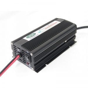PowerMaster Digital Battery Charger 48V / 3A with Digital Display