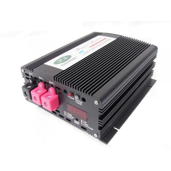 PowerMaster Digital Battery Charger 24V / 17A with Digital Display