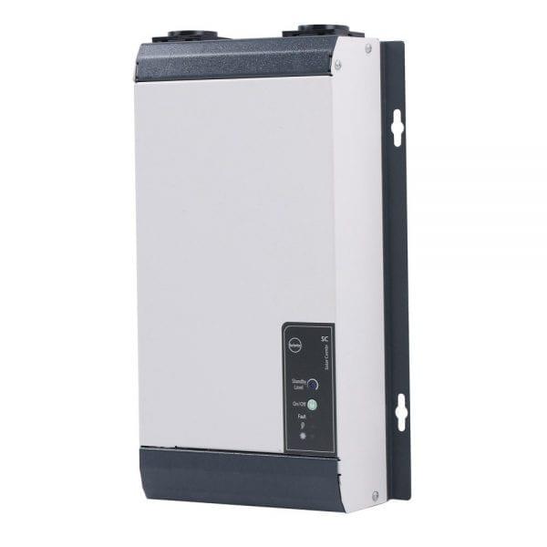 Solar Combi 0.6KVA / 24V TBB Inverter