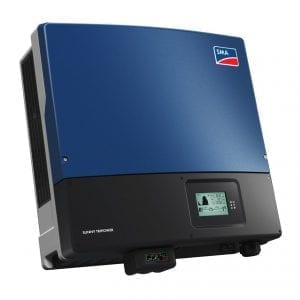 Sunny Tripower 25000TL Solar Inverter Three-Phase grid feed-in 25000W/25000VA.