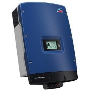 Sunny Tripower 12000TL Solar Inverter Three-Phase grid feed-in 12000W/12000VA.