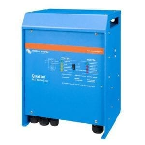 Victron Quattro Inverter / Charger 24V 3000VA / 70-50