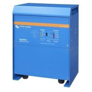 Victron Quattro Inverter / Charger 24V 5000VA/ 120-100