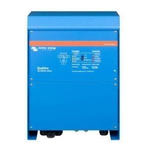 Victron Quattro Inverter / Charger 24V 8000VA / 200-100