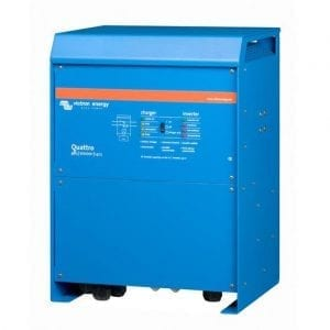 Victron Quattro Inverter / Charger 48V 10000VA / 140-100