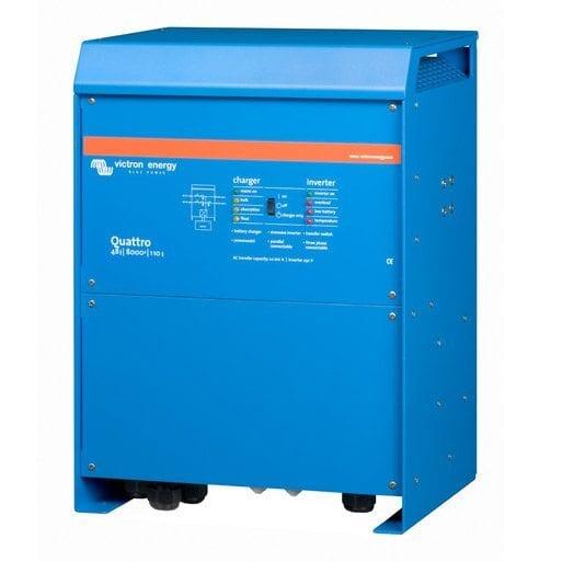 Victron Quattro Inverter / Charger 48V 8000VA / 110-100