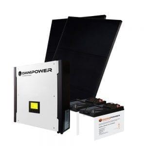 5kW Hybrid Solar Kit - Pro
