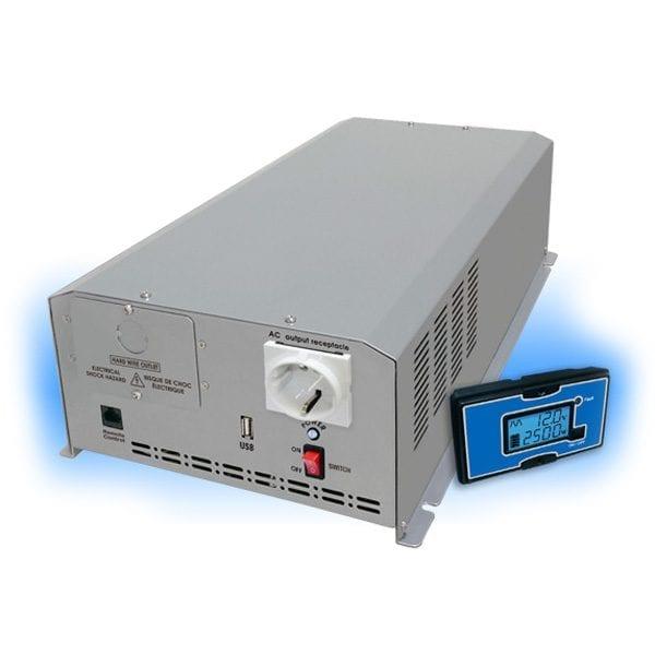 HT-M 2500W 24V Modified Sinewave Inverter
