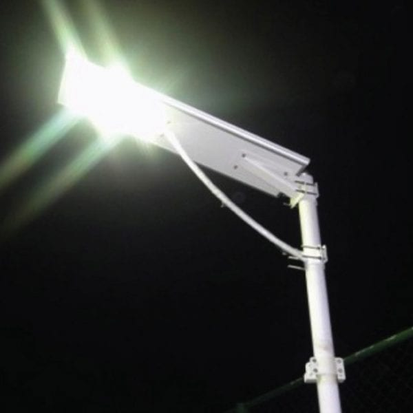 All In One Integrated Solar Street Light - 30W
