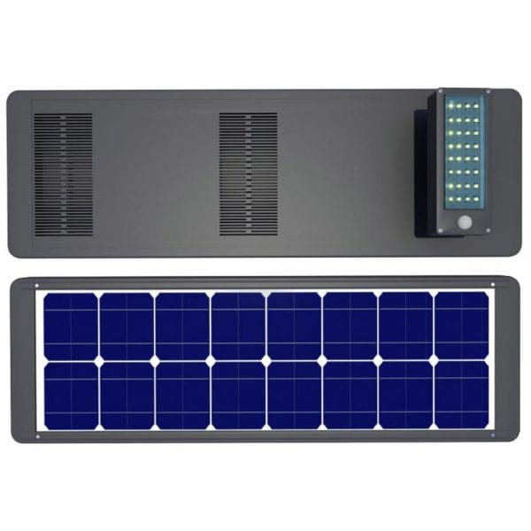 Optimal One Integrated Solar Street Light - 20W