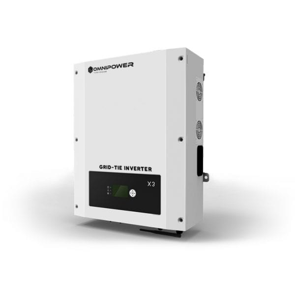 OmniPower 10kW 3-Phase Grid Tie Inverter