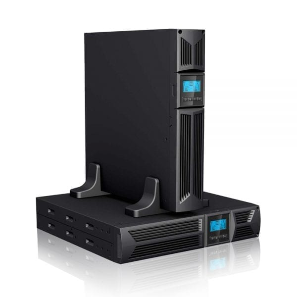 OPS3000RT Rack / Tower High Power Density Pure Sinewave Line Interactive Omnipower UPS