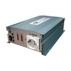 Power Master 1000W/12V Modified Sinewave inverter with 25A charger