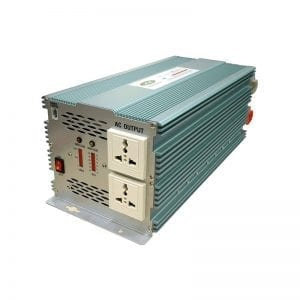 Power Master 2500W/12V Modified Sine inverter with 10A charger