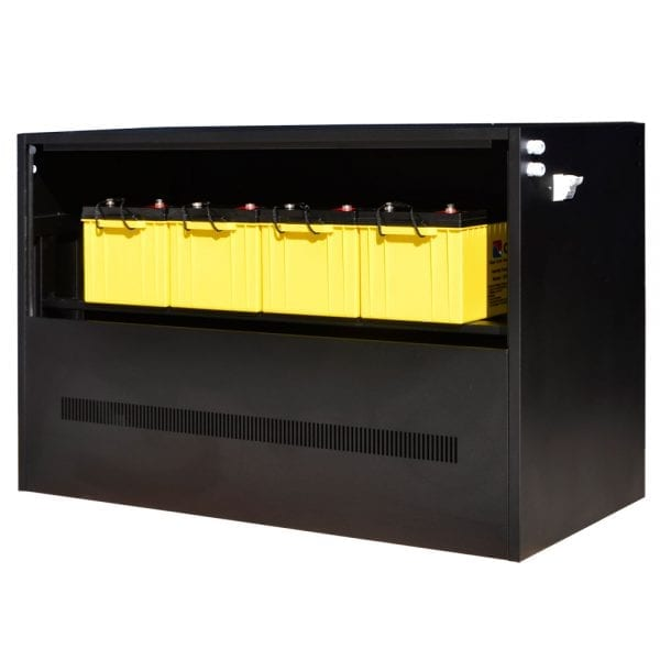 OmniPower 8-Way Battery Cabinet