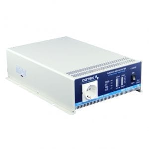 Cotek 1500W / 48V Sinewave inverter