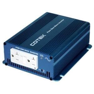 Cotek 200W / 48V Sinewave inverter