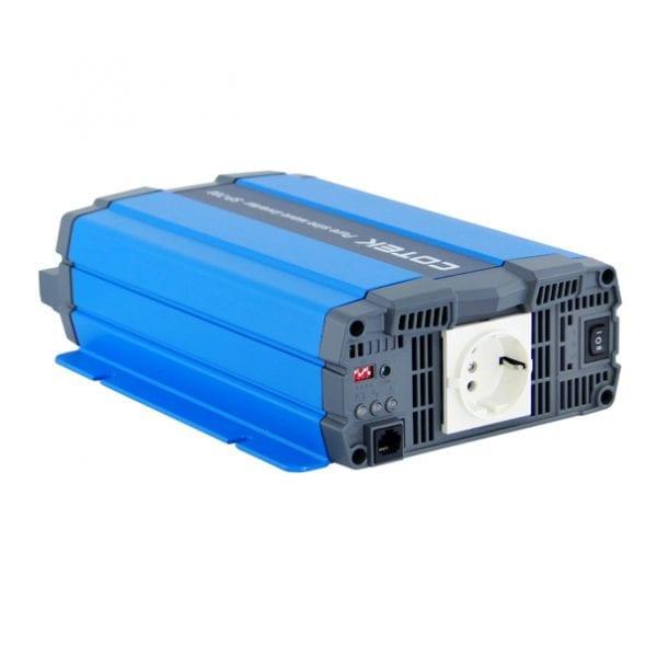 Cotek 700W / 12V Sinewave inverter